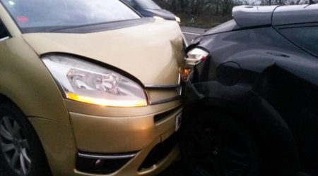 I Walked Away From a Six-car Pileup With Whiplash
