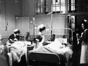 IV Infusions in the 1970s
