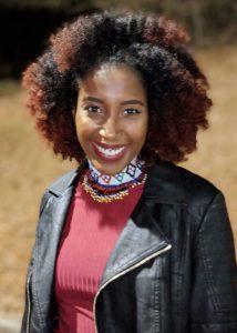 CIA Medical 2018 Scholarship Award Winner Amie Drammeh