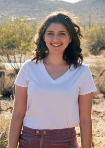 CIA Medical Scholarship Winner Alissa Hafezi