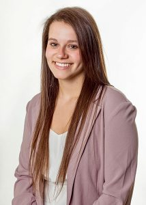 CIA Medical Scholarship Winner Gina Abraczinskas