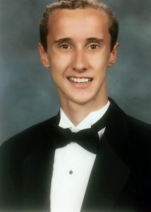 CIA Medical Scholarship Winner Connor Smith